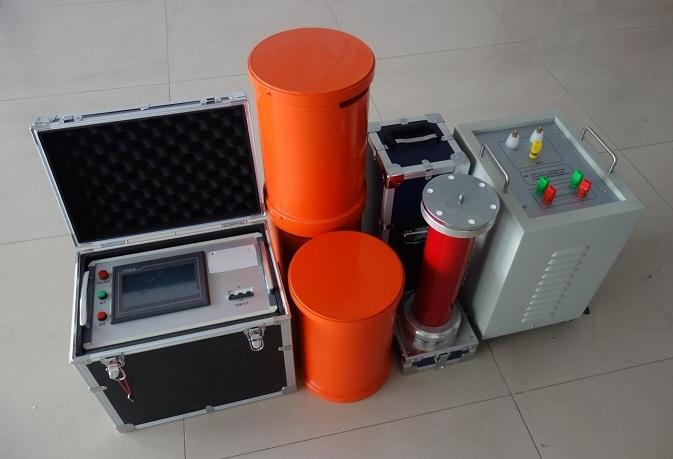 发电机耐压局放检测系统