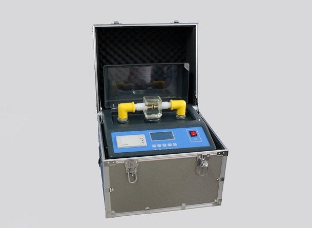 绝缘油介损及电阻率测试仪