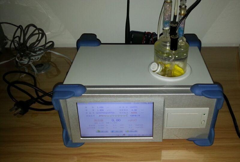 绝缘油微量水分测定仪
