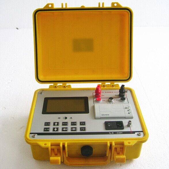 便携式全自动电容电感测量仪