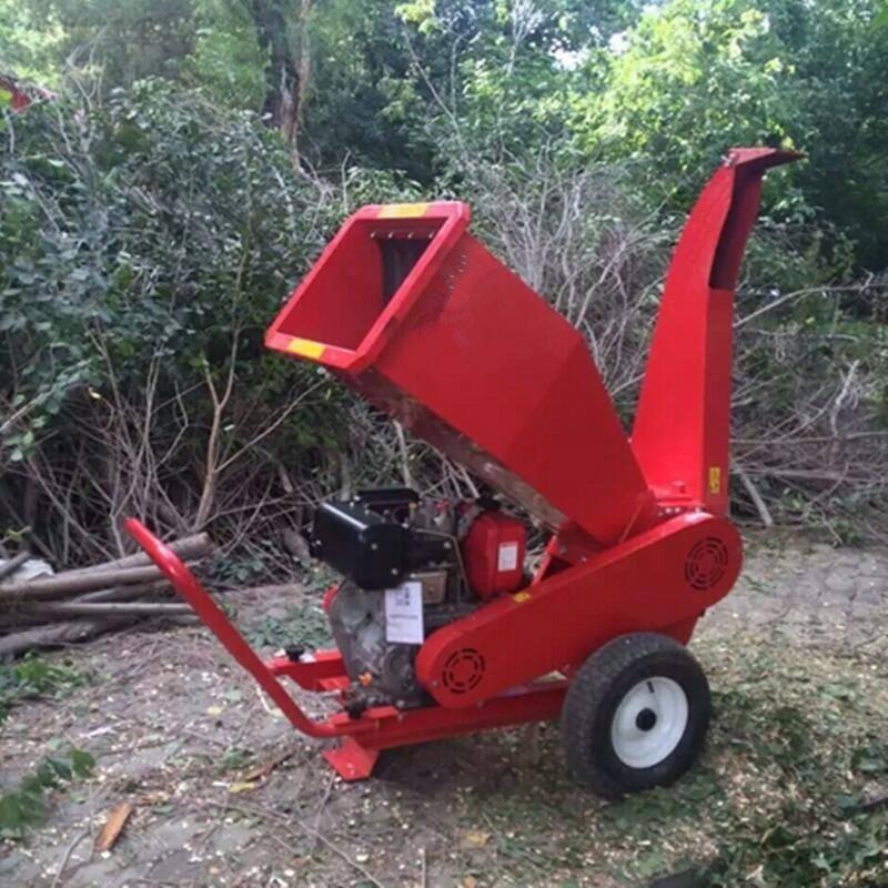 树枝粉碎机厂家、移动树枝粉碎机批发