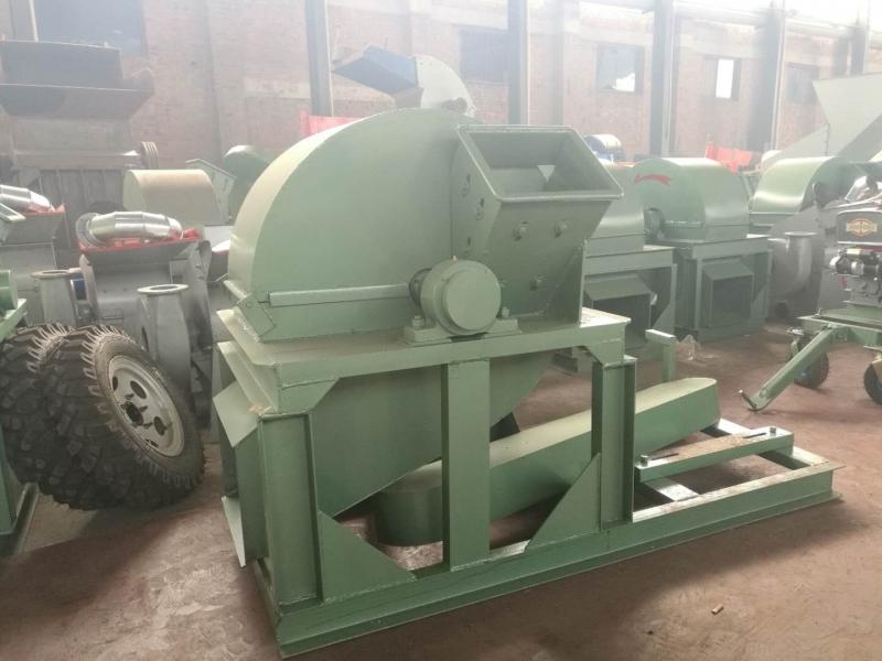 江西木材削片机锯末粉碎机厂家供应