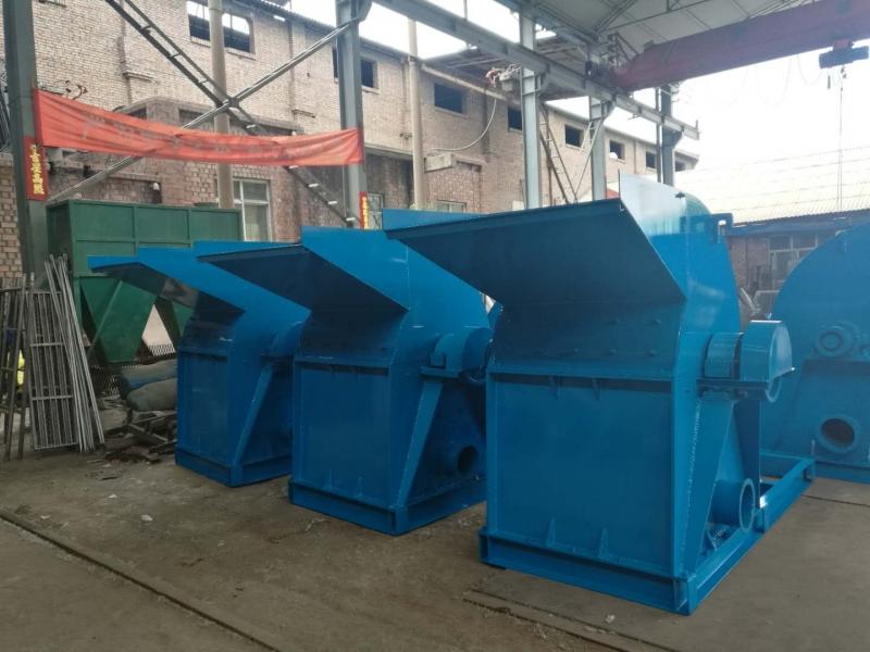 多功能木材粉碎机废旧木材破碎机生产厂家
