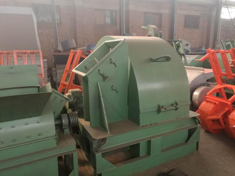 厂家现货供应420高效木材削片机木屑粉碎机