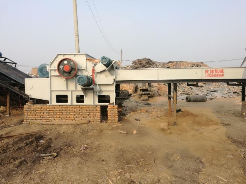 废旧木材破碎机大型破碎机设备厂家现货供应