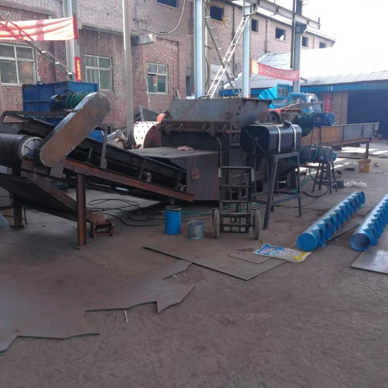 大型模板破碎机 厂家