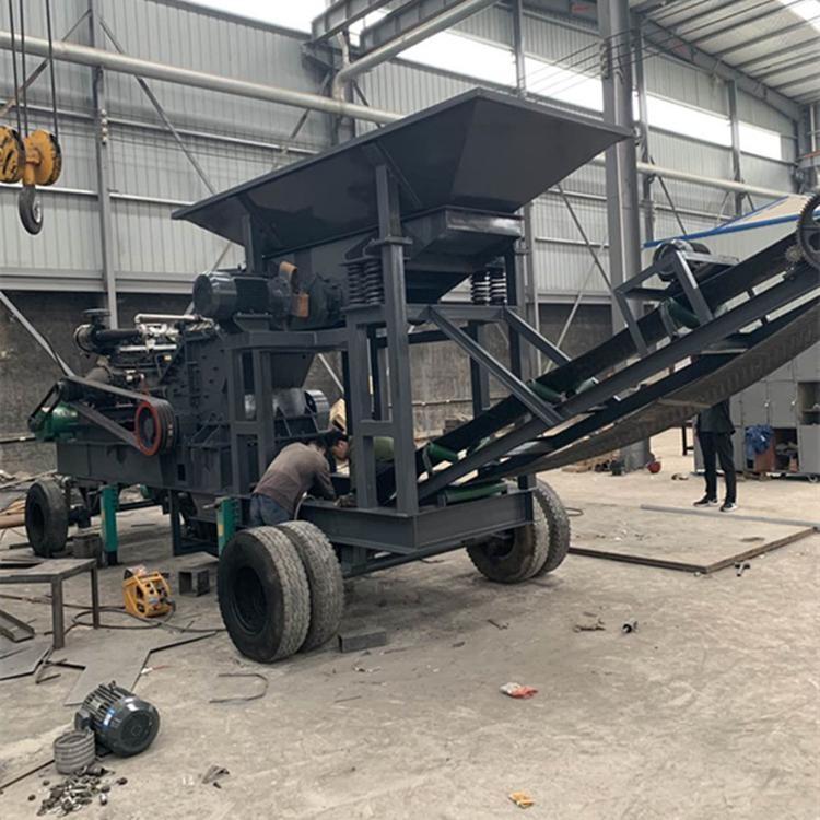 河南小型制砂机厂家