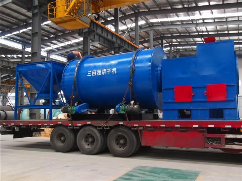 上海石粉烘干机