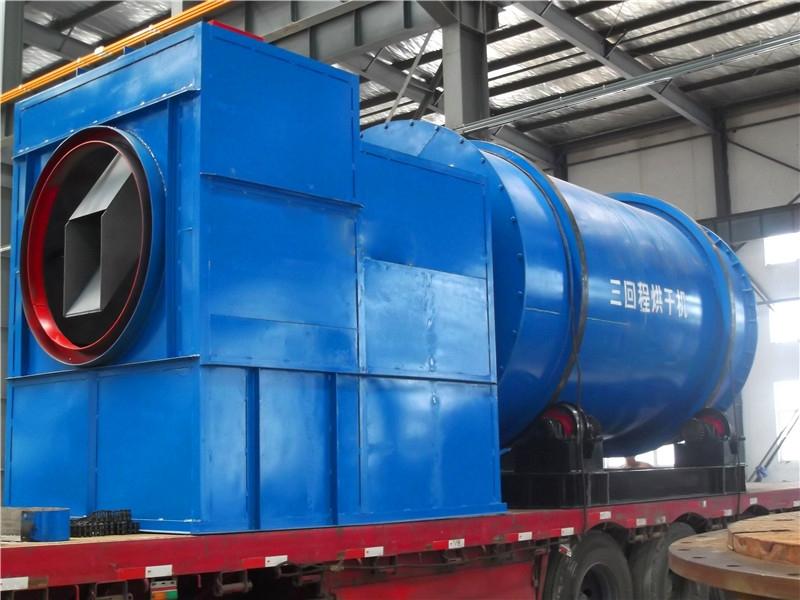 上海专业河砂烘干机厂家