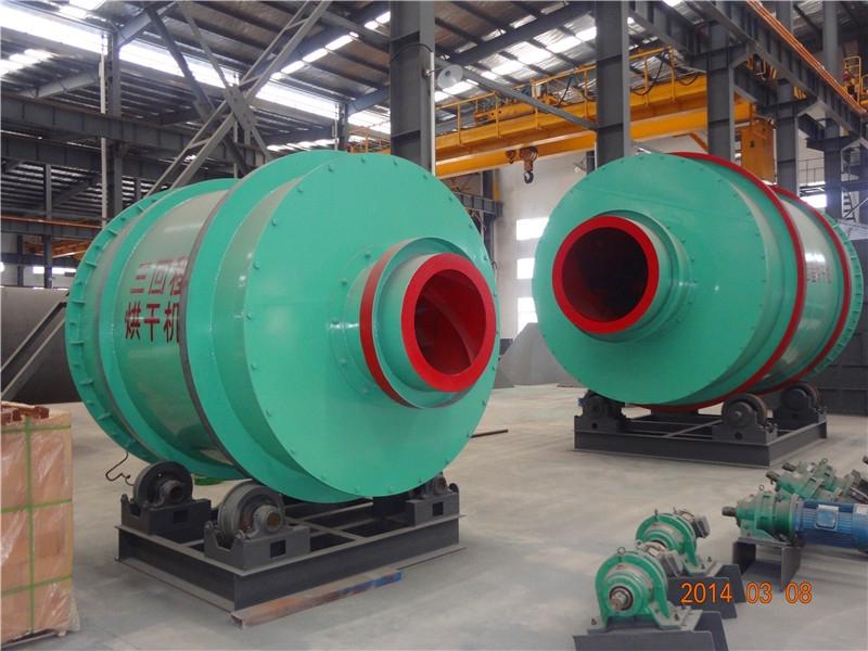 上海专业河砂烘干机