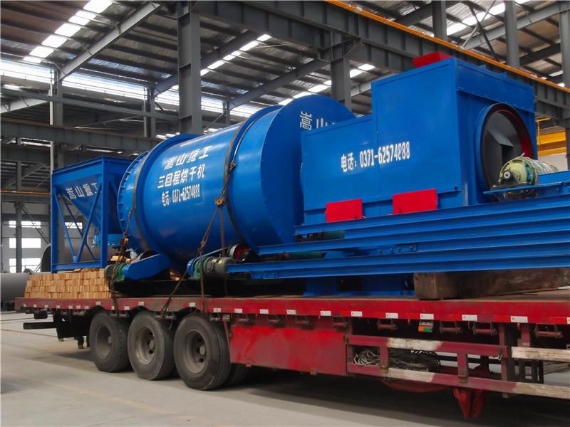 江苏专业河砂烘干机生产厂家