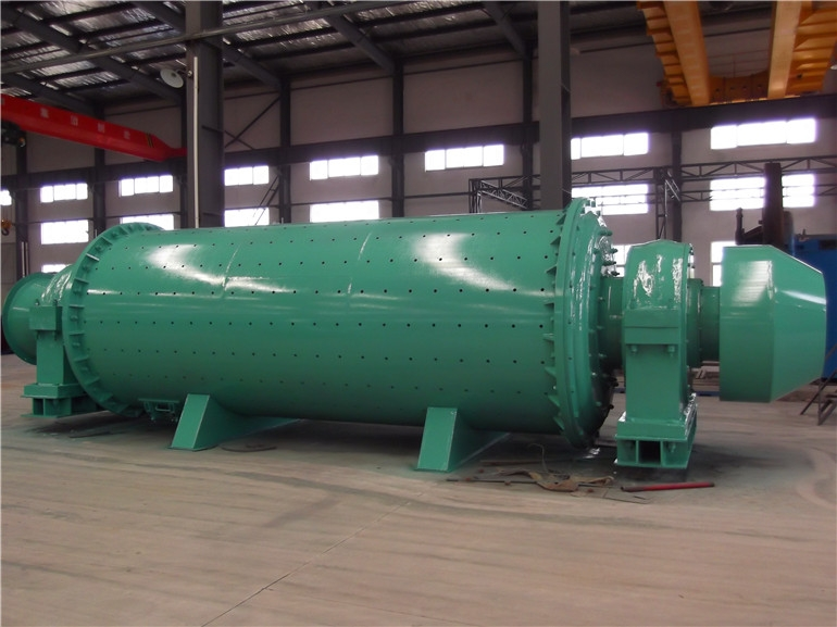 大型选矿设备球磨机