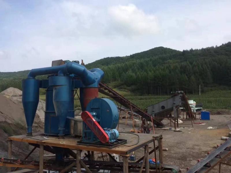郑州粉煤灰选粉机厂家