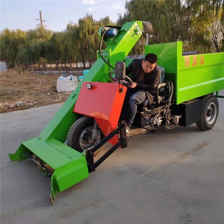 养殖机械清粪车